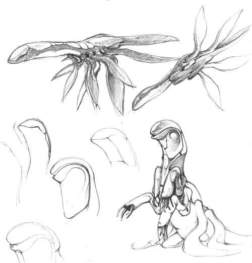 Illustrators Portfolio SKETCHES Cartoons Science fiction Fantasy Comics